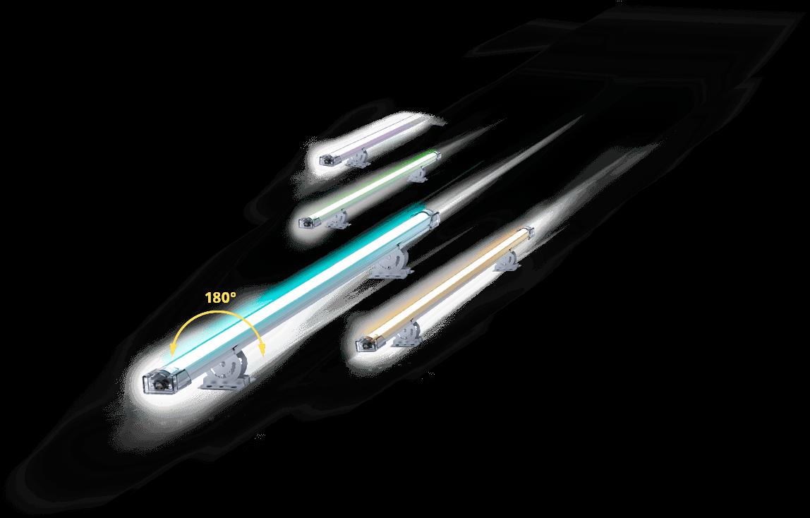 Преимущества лед освещения