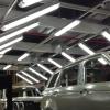 Освещение автосалонов