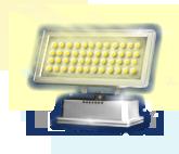 LED освещение фасадов