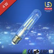 Е27 LED лампа LF T28 E27 4 Clear