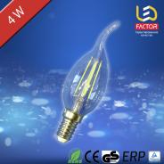 LED лампа LF C35T E14 4 Clear