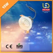 Светодиодная лампа 15W золотой свет для выпечки