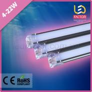 Линейная лампа Ledbar 4-22 Вт для освещения витрин с мясной продукцией