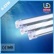 Линейная лампа Ledbar 4-22 Вт для освещения витрин с молоком и морепродуктами
