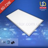 Ультратонкая LED-панель 60-72W