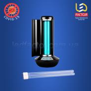 Комплект UV рециркулятор-облучатель + запасная УФ-лампа