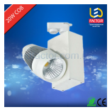 Торговое LED освещение, трековые светильники LED светильник 20W LF-TL-20W4