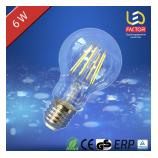 LED лампа LF A60 E27 6 Clear