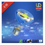 LED лампа LF R63 E27 6 Clear