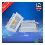 Торговое LED освещение, трековые светильники LED потолочный светильник 30W LF-COBXKTD-30W
