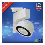 Торговое LED освещение, трековые светильники LED светильник 50W LF-GDTCOB-50W2