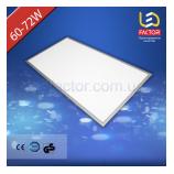 Ультратонкая LED-панель 72W