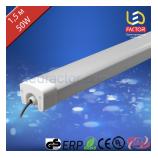 Торговое LED освещение Линейная LED-лампа IP67 Tri-proof Light 1,5 м влагозащищенная