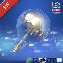 LED лампа LF G125 E27 8 Reflector Clear