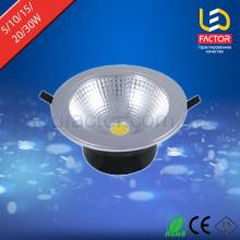 LED потолочный светильник 15W LF-COBTD-1010