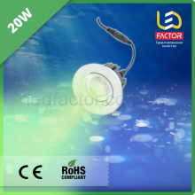 Светодиодная лампа 20W зеленый свет для фруктов и овощей