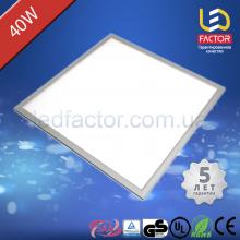 Ультратонкая LED-панель 40W