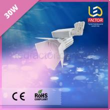 Светодиодная лампа 30W розовый свет для мясного ассортимента