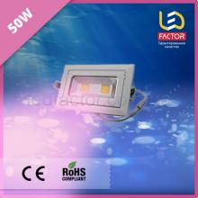 Светодиодная лампа 50W розовый свет для мясного ассортимента