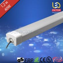 Торговое LED освещение Линейная LED-лампа IP67 Tri-proof Light 1,2 м влагозащищенная